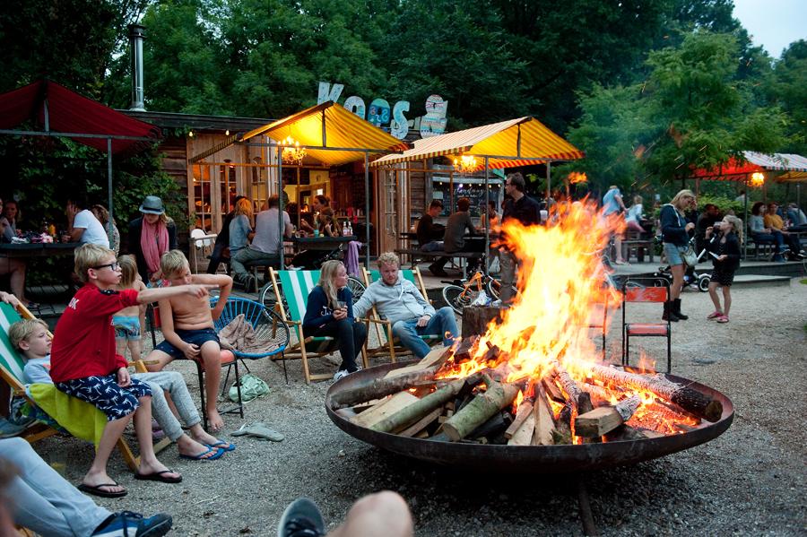 restaurant - kampeerterrein de lievelinge