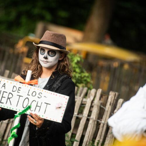Kidslab: Día de los muertocht