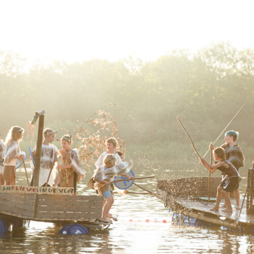 Kidslab: Vikingsvlot Freydis