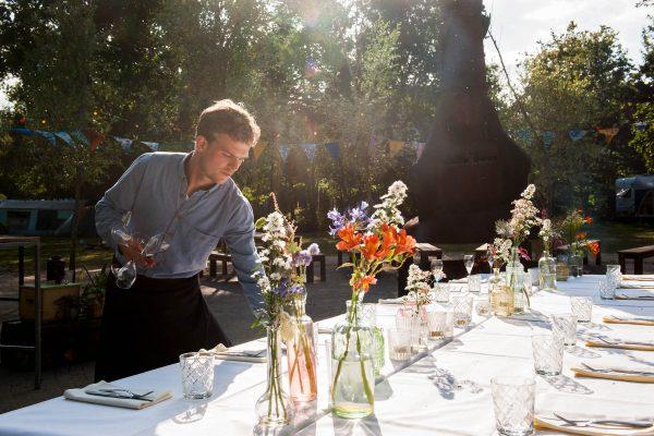 Bruiloft - Hospitality